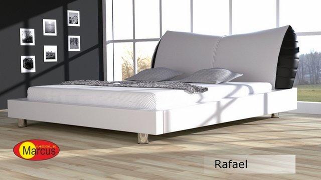 łóżko tapicerowane otello skóra ekologiczna