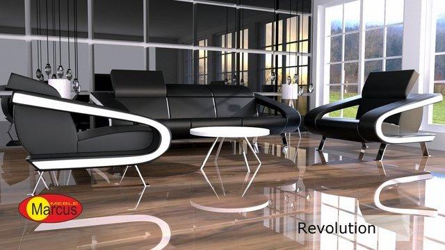Zestaw Wypoczynkowy Revolution Ze Sk 243 Ry Eko Autorska