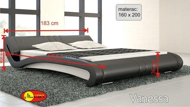 łóżko Stilo 2  160x200 cm
